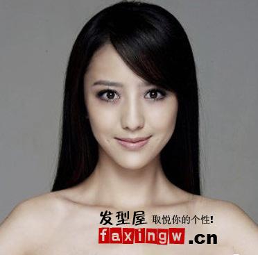 清纯女生发型,清纯发型大全,清纯发型,清纯发型 长发无刘海