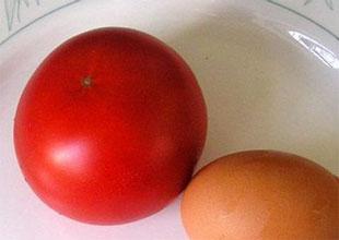 西红柿鸡蛋汤的做法