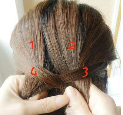 怎样梳理头发才好看_怎样梳头发好看_发型DIY